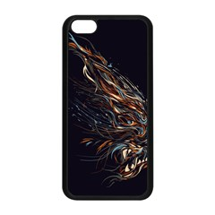 A Beautiful Beast Apple Iphone 5c Seamless Case (black) by Contest1889625