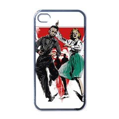 Dance Of The Dead Apple Iphone 4 Case (black) by Contest1889625