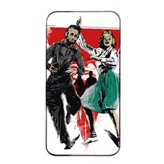 Dance Of The Dead Apple Iphone 4/4s Seamless Case (black) by Contest1889625