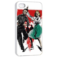 Dance Of The Dead Apple Iphone 4/4s Seamless Case (white) by Contest1889625