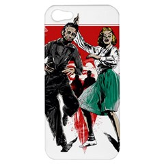 Dance Of The Dead Apple Iphone 5 Hardshell Case by Contest1889625
