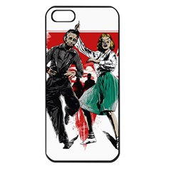 Dance Of The Dead Apple Iphone 5 Seamless Case (black) by Contest1889625