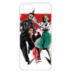 Dance Of The Dead Apple Iphone 5 Seamless Case (white) by Contest1889625
