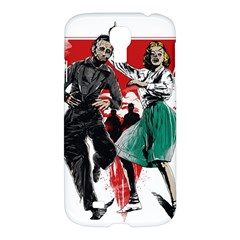 Dance Of The Dead Samsung Galaxy S4 I9500/i9505 Hardshell Case by Contest1889625
