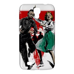 Dance Of The Dead Samsung Galaxy Mega 6 3  I9200 Hardshell Case by Contest1889625