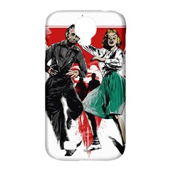 Dance Of The Dead Samsung Galaxy S4 Classic Hardshell Case (pc+silicone) by Contest1889625