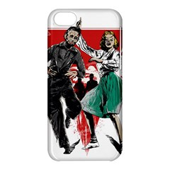 Dance Of The Dead Apple Iphone 5c Hardshell Case by Contest1889625