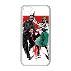 Dance of the Dead Apple iPhone 5C Seamless Case (White) by Contest1889625