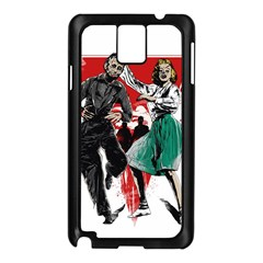 Dance of the Dead Samsung Galaxy Note 3 N9005 Case (Black) by Contest1889625
