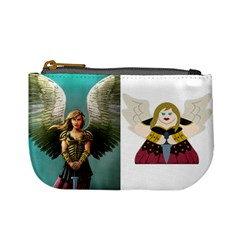 Just Valkyries (tek) By Chris Schreiber   Mini Coin Purse   5d8s4x7wi9gx   Www Artscow Com Front