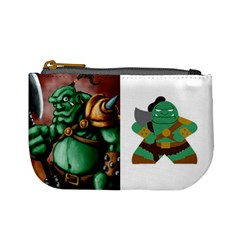 Just Orcs (tek) By Chris Schreiber   Mini Coin Purse   H584tpmw1dt3   Www Artscow Com Front