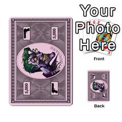 Cash N Guns   Batman Version By Twlee33 Hotmail Com   Multi Purpose Cards (rectangle)   1oc5ler4t1b6   Www Artscow Com Front 14