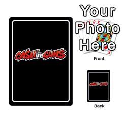 Cash N Guns   Batman Version By Twlee33 Hotmail Com   Multi Purpose Cards (rectangle)   1oc5ler4t1b6   Www Artscow Com Back 42