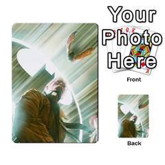 Cash N Guns   Batman Version By Twlee33 Hotmail Com   Multi Purpose Cards (rectangle)   1oc5ler4t1b6   Www Artscow Com Front 49