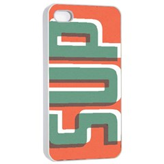 Sup  Apple Iphone 4/4s Seamless Case (white) by Contest1888309
