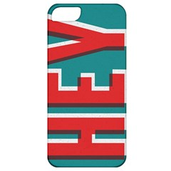Hey Apple Iphone 5 Classic Hardshell Case by Contest1888309