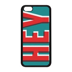 HEY Apple iPhone 5C Seamless Case (Black) by Contest1888309