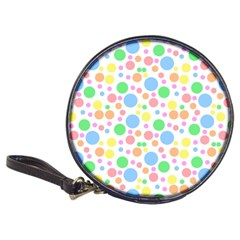Pastel Bubbles Cd Wallet by StuffOrSomething