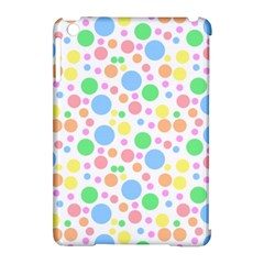 Pastel Bubbles Apple Ipad Mini Hardshell Case (compatible With Smart Cover) by StuffOrSomething