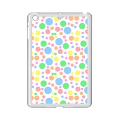 Pastel Bubbles Apple Ipad Mini 2 Case (white) by StuffOrSomething