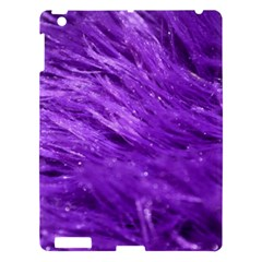 Purple Tresses Apple Ipad 3/4 Hardshell Case by FunWithFibro