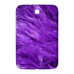 Purple Tresses Samsung Galaxy Note 8 0 N5100 Hardshell Case  by FunWithFibro