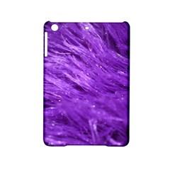 Purple Tresses Apple Ipad Mini 2 Hardshell Case by FunWithFibro