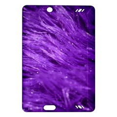 Purple Tresses Kindle Fire Hd 7  (2nd Gen) Hardshell Case by FunWithFibro