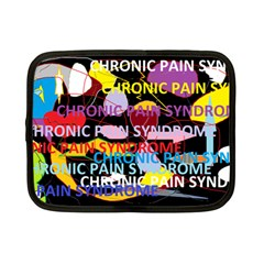 Chronic Pain Syndrome Netbook Sleeve (small)