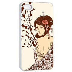 Come To Life Apple Iphone 4/4s Seamless Case (white) by Contest1736614
