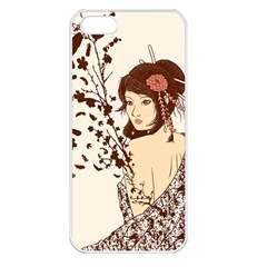 Come To Life Apple Iphone 5 Seamless Case (white) by Contest1736614