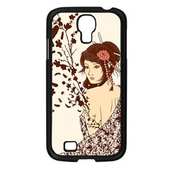 Come To Life Samsung Galaxy S4 I9500/ I9505 Case (black) by Contest1736614