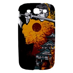 Samurai Rise Samsung Galaxy S III Hardshell Case  by Contest1889920