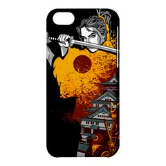 Samurai Rise Apple iPhone 5C Hardshell Case by Contest1889920