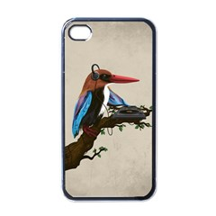 Tropicla Sounds Apple Iphone 4 Case (black) by Contest1891448