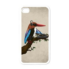 Tropicla Sounds Apple Iphone 4 Case (white) by Contest1891448
