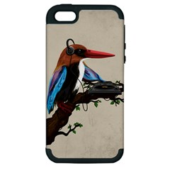 Tropicla Sounds Apple iPhone 5 Hardshell Case (PC+Silicone) by Contest1891448