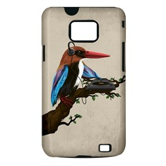 Tropicla Sounds Samsung Galaxy S II i9100 Hardshell Case (PC+Silicone) by Contest1891448