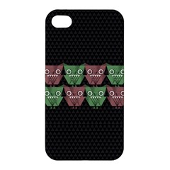 Owligami Apple Iphone 4/4s Hardshell Case by doodlelabel