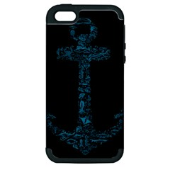 Swimmers Apple Iphone 5 Hardshell Case (pc+silicone) by Contest1891613