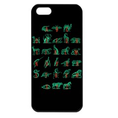 Abc s Apple Iphone 5 Seamless Case (black) by Contest1891613