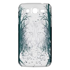 the Woods Beckon  Samsung Galaxy Mega 5 8 I9152 Hardshell Case  by Contest1891613