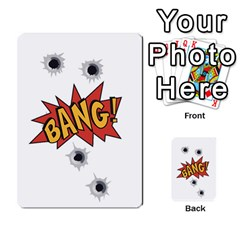 Cash N Guns   Batman Version By Twlee33 Hotmail Com   Multi Purpose Cards (rectangle)   Eruc5s9x19i6   Www Artscow Com Front 42