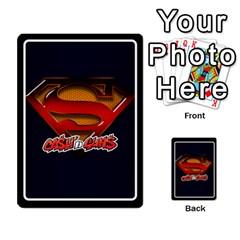 Cash N Guns   Batman Version By Twlee33 Hotmail Com   Multi Purpose Cards (rectangle)   Eruc5s9x19i6   Www Artscow Com Back 49