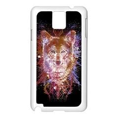 Alex Brown Samsung Galaxy Note 3 N9005 Case (White) by Contest1891613