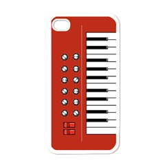 Moog Apple Iphone 4 Case (white) by Contest1753604