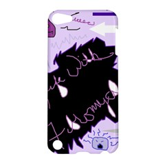 Life With Fibromyalgia Apple Ipod Touch 5 Hardshell Case by FunWithFibro