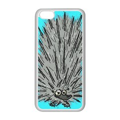 Porcupine Apple Iphone 5c Seamless Case (white) by Contest1729022