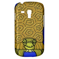 Tortoise Samsung Galaxy S3 MINI I8190 Hardshell Case by Contest1729022