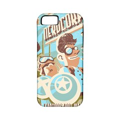 Nerdcorps Apple Iphone 5 Classic Hardshell Case (pc+silicone) by Contest1889920